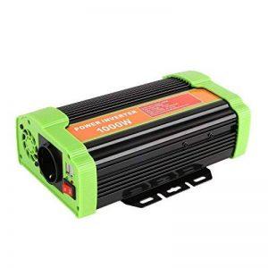 MVPOWER Transformateur 12v 220v Convertisseur Onduleur Electrique 1000W avec Port USB pour Voiture de la marque MVPower image 0 produit