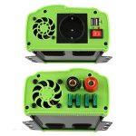 MVPOWER Transformateur 12v 220v Convertisseur Onduleur Electrique 1000W avec Port USB pour Voiture de la marque MVPower image 1 produit