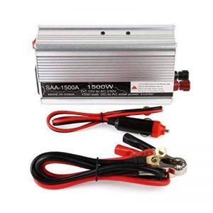 MVPOWER Transformateur Convertisseur Onduleur Electrique 1500W avec Port USB pour Voiture de la marque MVPower image 0 produit