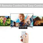 Neoteck Switch HDMI Sélecteur HDMI 5 Entrées 1 Sortie 1080P 3D Adaptateur HDMI Splitter HDMI Commutateur avec Télécommande IR pour PS3 Xbox 360 SKY Box Lecteur DVD HDTV Projecteur Camcorder HTPC Tablette de la marque Neoteck image 2 produit