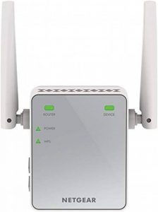 Netgear EX2700-100PES Répéteur Wi-Fi N300 de la marque Netgear image 0 produit