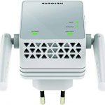 NETGEAR EX3700-100PES Répéteur Wi-Fi AC750 Mbps Blanc - 1 Port Ethernet - compatible avec toutes les Box internet de la marque Netgear image 4 produit