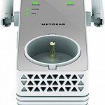Netgear EX3800-100FRS Répéteur Wi-Fi AC750 Mbps Blanc de la marque Netgear image 3 produit