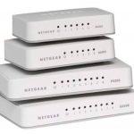 Netgear GS205-100PES Commutateur Gigabit Ethernet, 5 portes gigabit- Blanc de la marque Netgear image 3 produit