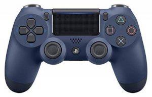 NEW DualShock 4 Midnight Blue (CUH-ZCT2J22) [Playstation 4 / Sony] import japon de la marque Sony image 0 produit