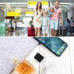 NEXGADGET Adaptateur de Voyage Internationel Prise de Courant Pour UK/UE/US/AU Australie Canada Japon Chine Mexique Thaïlande Brésil, etc (6 pcs) de la marque NEXGADGET image 3 produit