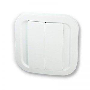NodOn CWS-3-1-01 Interrupteur mural Z-Wave, blanc de la marque NodOn image 0 produit