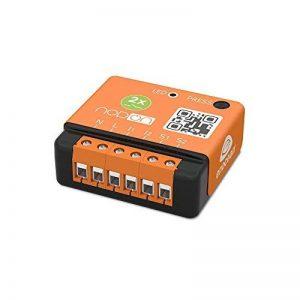 NodOn SIN-2-2-00 Module Encastré Orange de la marque NodOn image 0 produit