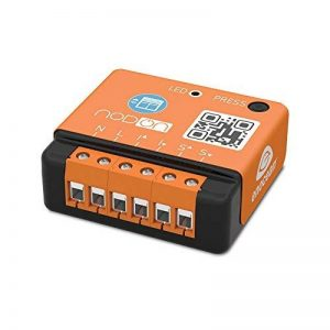 NodOn Sin-2-RS-01 Module encastré volets roulants/stores EnOcean 230V 150W, Orange de la marque NodOn image 0 produit