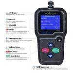 obdator - Appareil de diagnostic automobile OBD - OBD-II avec état de préparation à l'inspection et à la maintenance de la marque obdator image 3 produit