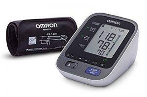 OMRON M7 IT Tensiomètre Électronique, Brassard Intelligent avec Technologie Intelli Wrap, Connexion Bluetooth pour l'Application Smartphone OMRON Connect de la marque OMRON Healthcare image 0 produit