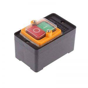 ON / OFF Bouton Poussoir étanche Interrupteur KAO-5 / BSP210F-1B Perceuse Commutateur de la marque MagiDeal image 0 produit