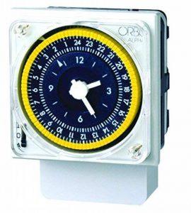 Orbis Alpha d 230V analogique minuterie Universelle, ob270023 de la marque Orbis image 0 produit