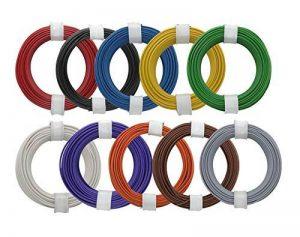 """'Original Danube Câble cuivre Porte-cartes Lot de 10fabriqué en Allemagne """" de la marque Donau GmbH image 0 produit"""
