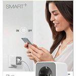 Osram SMART+ - Prise Connectée Smart Plug Zigbee - Reliez vos Lampes Conventionnelles ou Appareils Electriques à votre Installation Smart Home - Compatible avec Alexa de la marque Osram image 2 produit