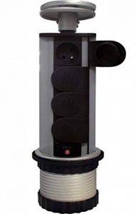 Otio - 760076 - Bloc escamotable 4 prises atelier de la marque Otio image 0 produit