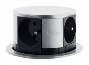 Otio - Bloc Escamotable 4 Prises 16 A - Compact de la marque Otio image 0 produit