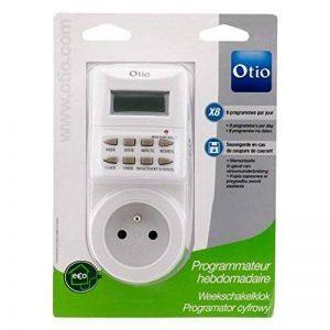 Otio - Programmateur hebdomadaire digital de la marque Otio image 0 produit