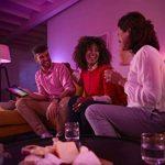 Philips Hue Pack de 2 ampoules connectées White & Color E27 + Télécommande nomade variateur de lumière Hue - Fonctionne avec Alexa de la marque Philips-Lighting image 2 produit