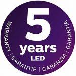 Philips Plafonnier LED Denim Luminaire d'intérieur Métallique Matières synthétiques de la marque Philips Lighting image 3 produit