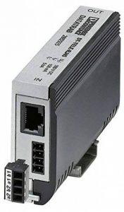 Phoenix Contact RJ-45 Fiche intermédiaire DT-TELE-RJ45 avec protection anti-surtension Limiteur de surtension pour technologie d'information/technologie MCR de la marque Phoenix image 0 produit