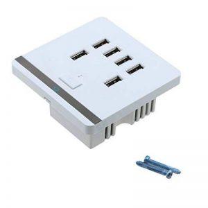 plaques interrupteurs muraux TOP 6 image 0 produit