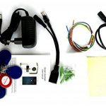 Portier audio et vidéo 720p Wi-Fi, détecteur de mouvement, lecteur RFID - Konx de la marque KONX image 2 produit