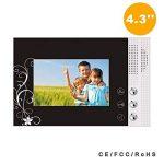 portier vidéo sans fil avec gâche électrique TOP 3 image 2 produit