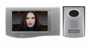 portier vidéo sans fil avec gâche électrique TOP 4 image 0 produit