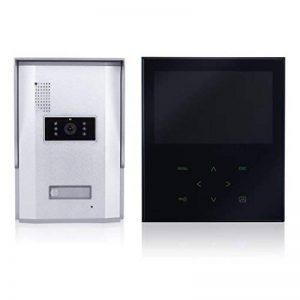 portier vidéo sans fil avec gâche électrique TOP 7 image 0 produit