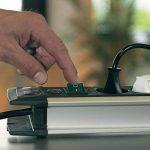 Premium Prolongateur Multiprise ALU-Line avec 12 prises / 3m (noir) de la marque Brennenstuhl image 1 produit