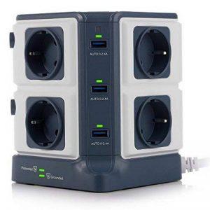prise anti surtension électrique TOP 9 image 0 produit