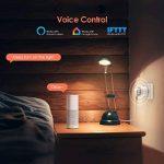 Prise Connectée WIFI, OxaOxe Prise Télécommande et Programmable, Compatible avec Alexa/Google Home/IFTTT, Mesure de Consommation d'énergie, 16A de la marque OxaOxe image 3 produit