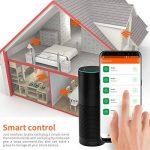 Prise Intelligente EXTSUD Prise Connectée WiFi Compatible avec Google Home Alexa Android iOS Prises Télécommandées Prise de Courant Mise en Veille Programmable (Lot de 1) de la marque EXTSUD image 3 produit