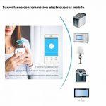 Prise Intelligente WECONN, Smart Prise Connectée WiFi Compatible avec Amazon Alexa et Google Home, Aucune Hub requis de la marque weconn image 4 produit