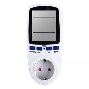 prise électrique avec compteur de consommation kwh TOP 10 image 0 produit