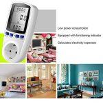 prise électrique avec compteur de consommation kwh TOP 10 image 1 produit