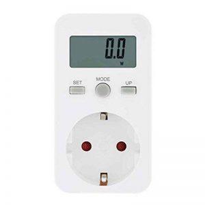 prise électrique avec compteur de consommation kwh TOP 5 image 0 produit