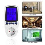 prise électrique avec compteur de consommation kwh TOP 6 image 2 produit