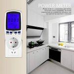 prise électrique avec compteur de consommation kwh TOP 6 image 3 produit
