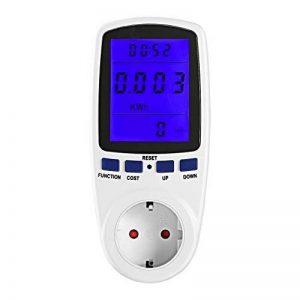 prise électrique avec compteur de consommation kwh TOP 9 image 0 produit