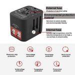 prise électrique colombie TOP 10 image 4 produit