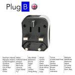 prise électrique grèce TOP 4 image 2 produit