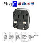 prise électrique grèce TOP 4 image 4 produit