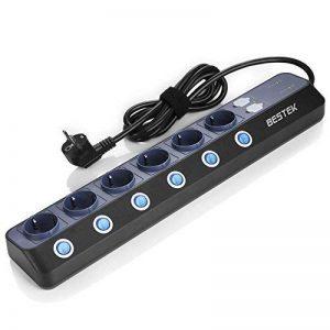 prise électrique multiple avec interrupteur TOP 6 image 0 produit