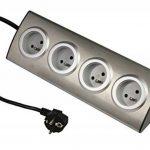 prise électrique multiple encastrable TOP 3 image 1 produit