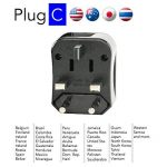 prise électrique république tchèque TOP 3 image 4 produit