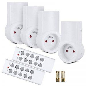 prise électrique télécommande sans fil TOP 6 image 0 produit