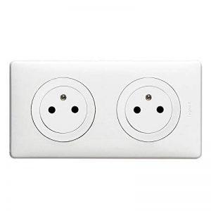 prises electriques doubles TOP 7 image 0 produit