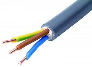 PROF 220411822 Câble Xvb-F2 3G1,5 50 m de la marque PROF image 0 produit